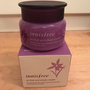 NIB innisfree orchid enriched face cream